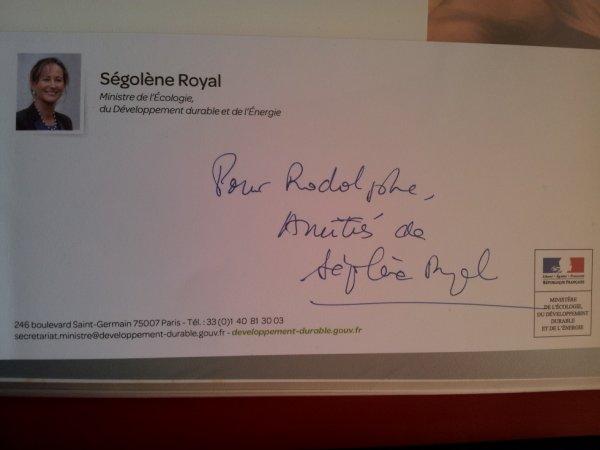 Ségolène Royal (Femme politique)