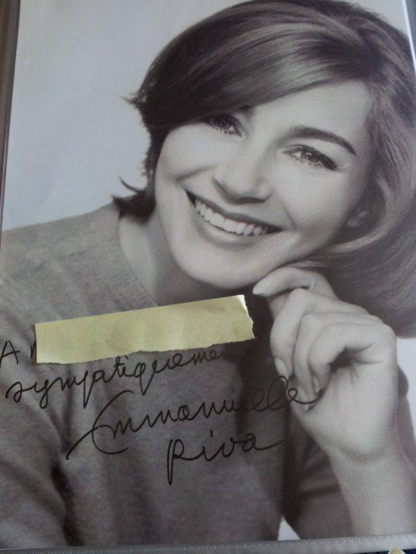 Emmanuelle Riva (Léon Morin prêtre, Hiroshima mon amour, Amour)
