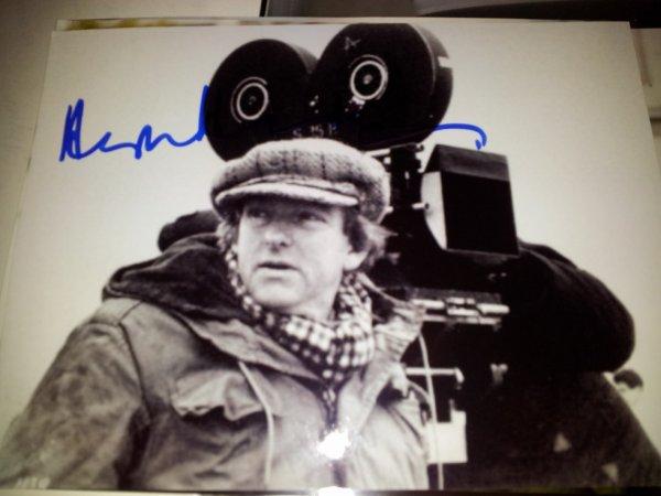 Hugh Hudson (Les Chariots de feu, Greystoke, la légende de Tarzan)