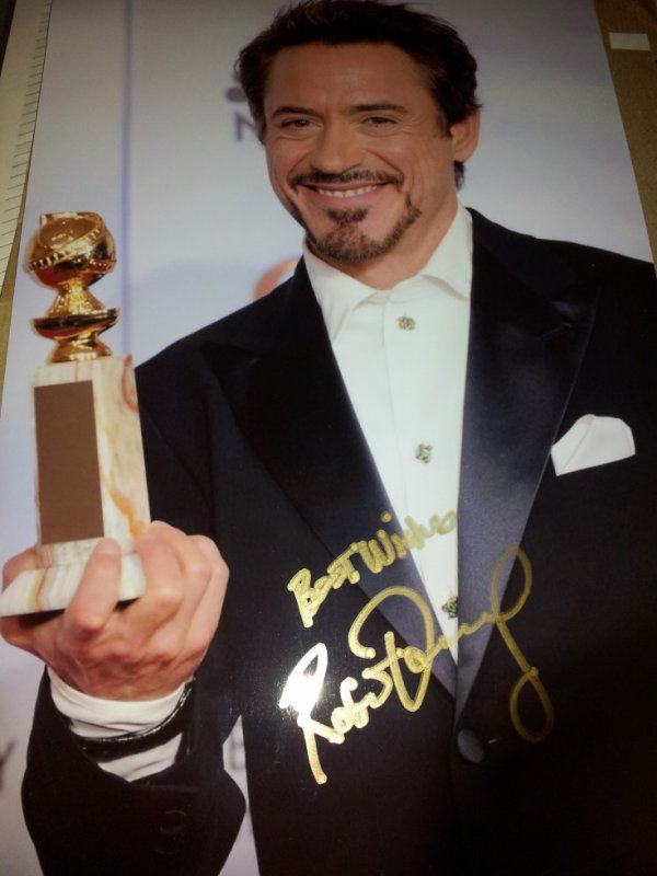 Robert Downey Jr. (Chaplin, Iron Man, Avengers, Sherlock Holmes)