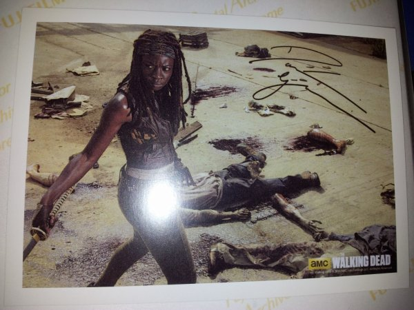 Danai Gurira (The Walking Dead)