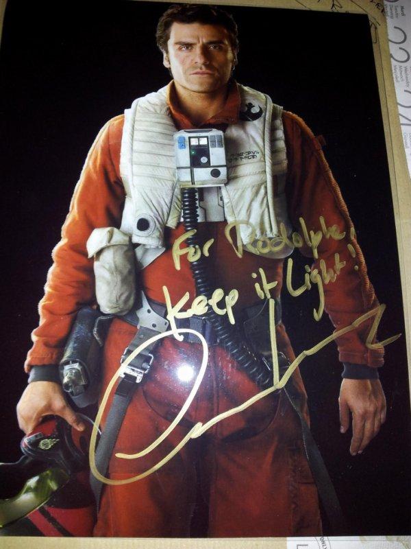 Oscar Isaac (Star Wars: Le Réveil de la Force, Inside Llewyn Davis, A Most Violent Year)
