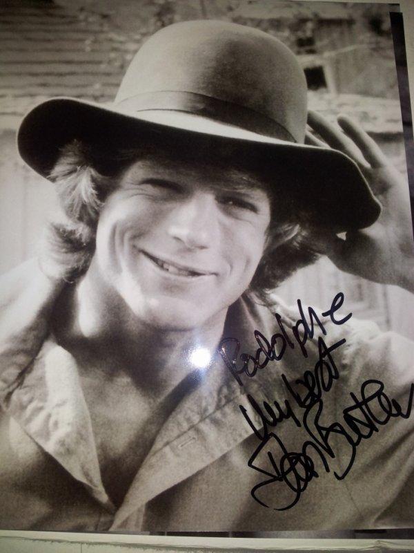 Dean Butler (La Petite Maison dans la prairie, The New Gidget, Desert Hearts)