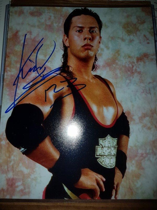 Sean Waltman alias X-Pac, 1-2-3 Kid, Syxx-Pac (Wrestler)