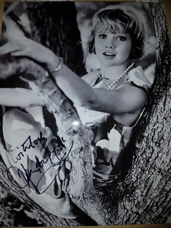 Hayley Mills (La Fiancée de papa, Pollyanna, La Baie aux émeraudes)