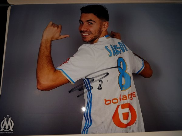 Morgan Sanson (Footballeur)