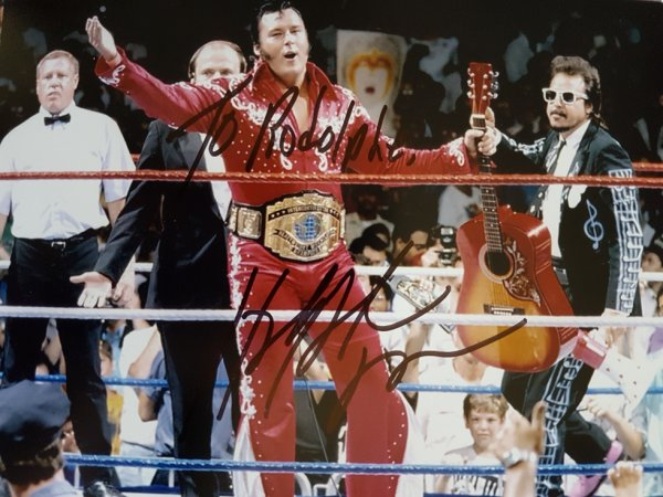 The Honky Tonk Man (Wrestler)