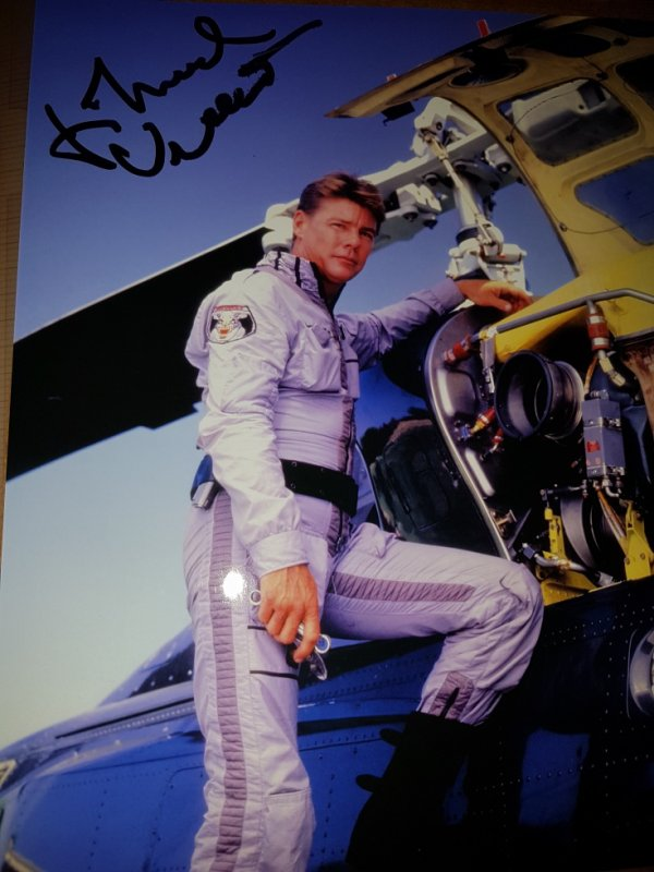Jan-Michael Vincent (Supercopter, Le Flingueur, Le souffle de la guerre)