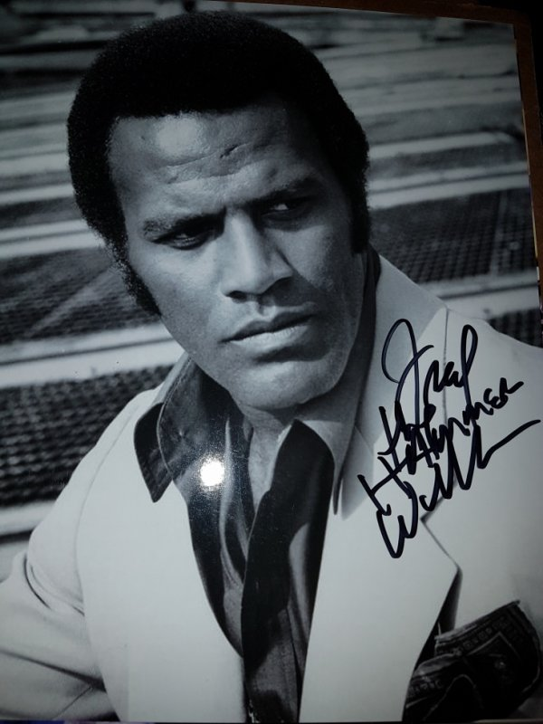 Fred Williamson (Hell Up in Harlem, Black Caesar, Boss Nigger)