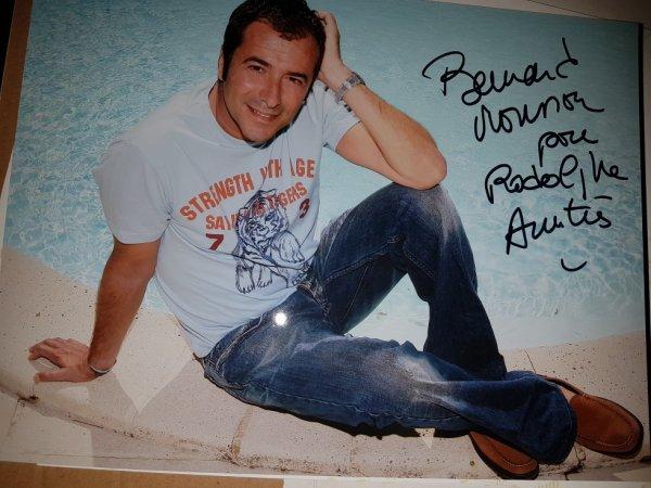Bernard Montiel (Présentateur télé + Acteur)