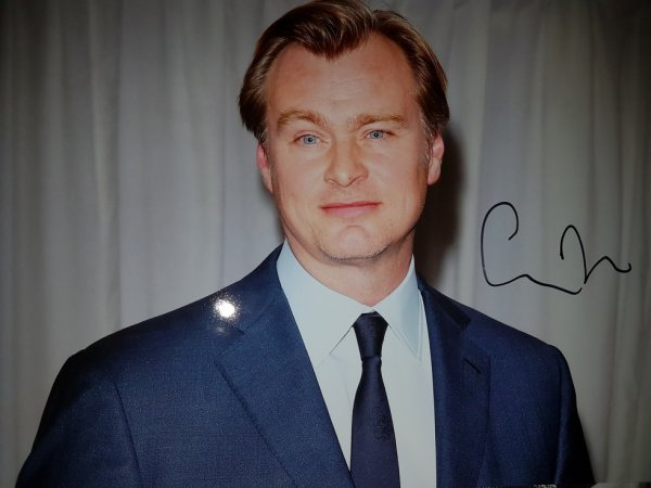 Christopher Nolan (Inception, The Dark Knight, Interstellar)