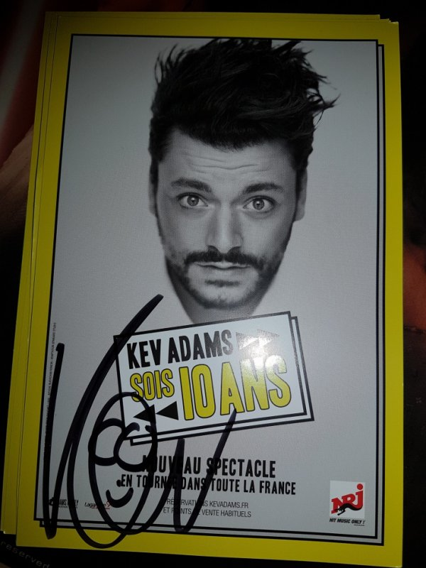 Kev Adams (Soda, Gangsterdam, Les Profs)