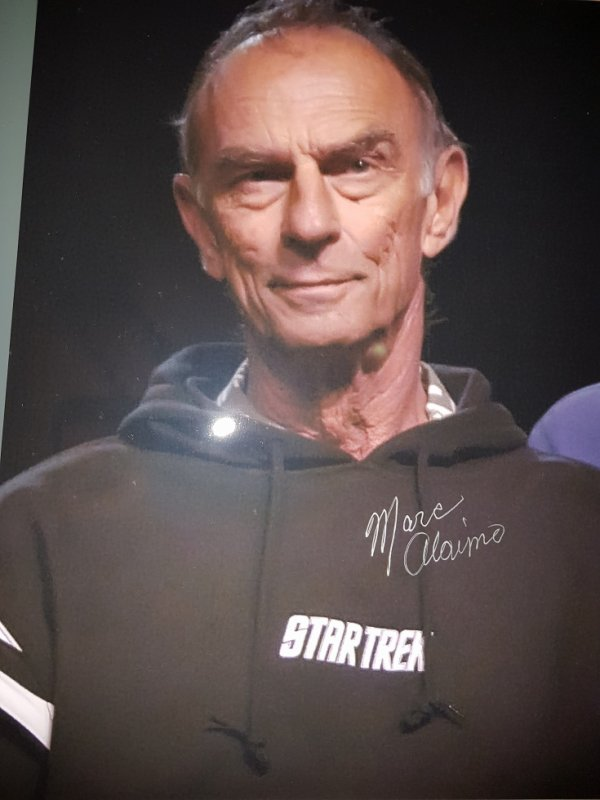 Marc Alaimo (Star Trek: Deep Space Nine, Total Recall, Tango et Cash)