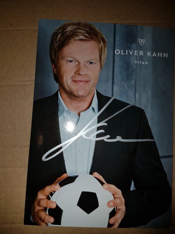 Oliver Kahn (Gardien de but de football)