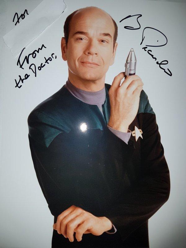 Robert Picardo (Gremlins 2, L'Aventure intérieure, Star Trek: Voyager)