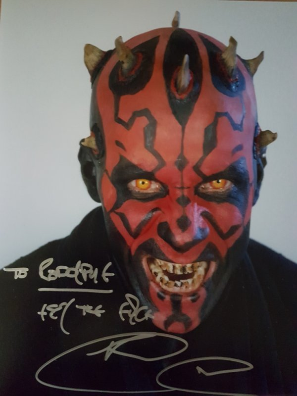 Ray Park (Star Wars épisode 1, X-Men, G.I. Joe)