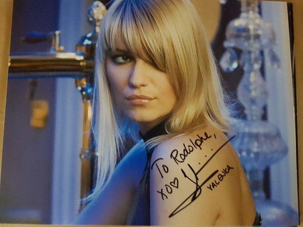 Ivana Miličević (Banshee, Casino Royale, Bataille à Seattle)
