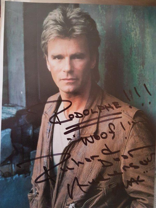 Richard Dean Anderson (MacGyver, Stargate SG-1, Hôpital central)