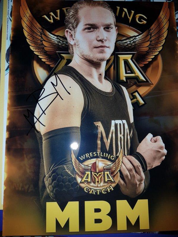 MBM (Wrestler)