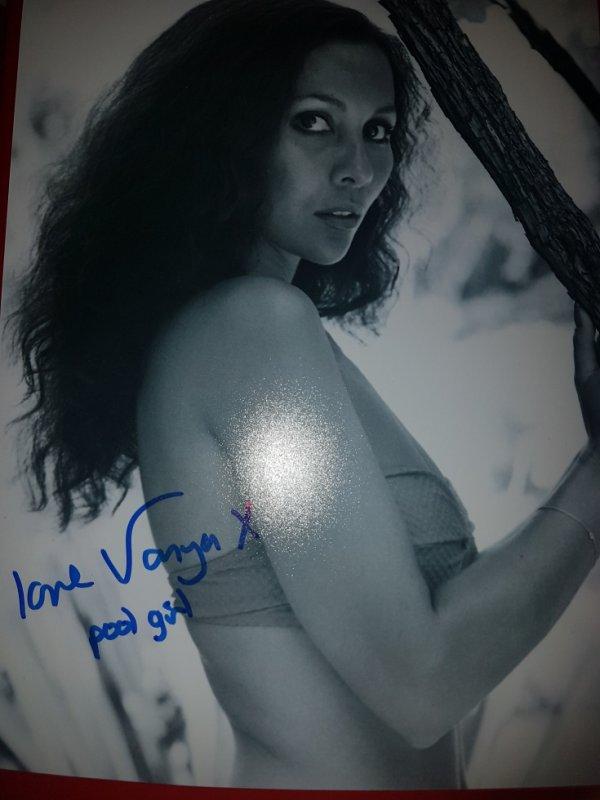 Vanya Seager (Rien que pour vos yeux, Xtro)