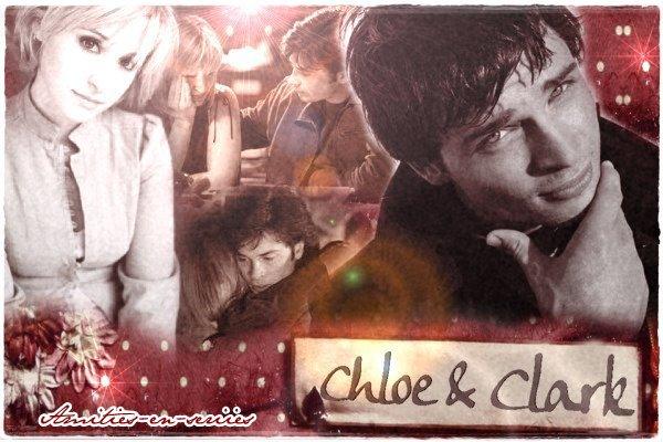 #3. Chloé Sullivan & Clark Kent