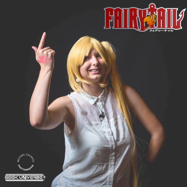 Lucy Heartfillia Fairy Tail Cosplay