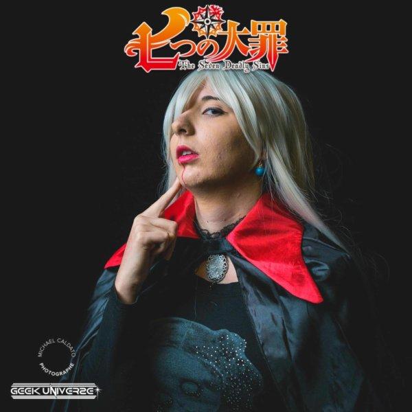 Elizabeth Liones Version Halloween Nanatsu no Taizai