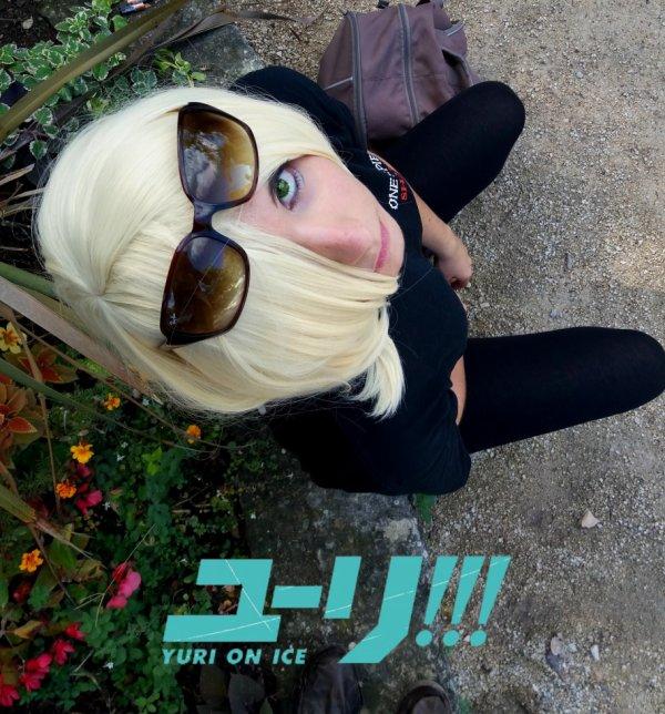 Yuri Plisetsky/ Yurio : Yuri on Ice