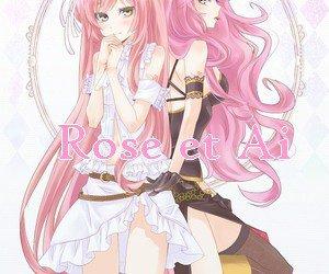 Rose et Ai