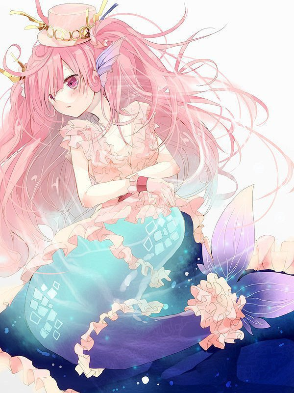 Rose Mermaid