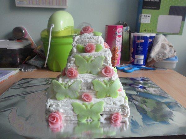 Gâteau d'anniversaire adulte