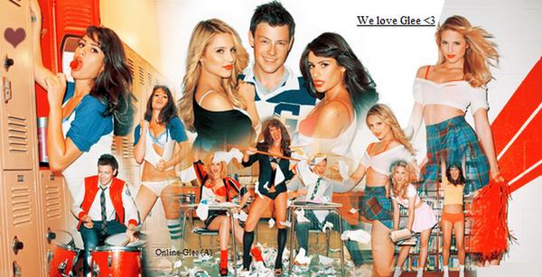Bienvenue sur Online-Glee