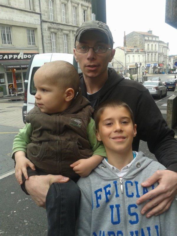 moi et mes fils