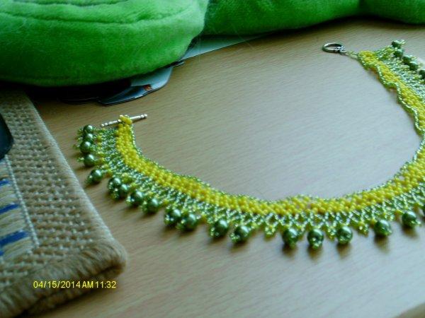 collier Cramberrie