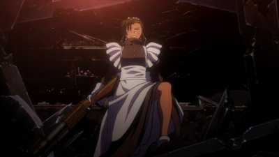 Black Lagoon - Roberta's Blood Trail