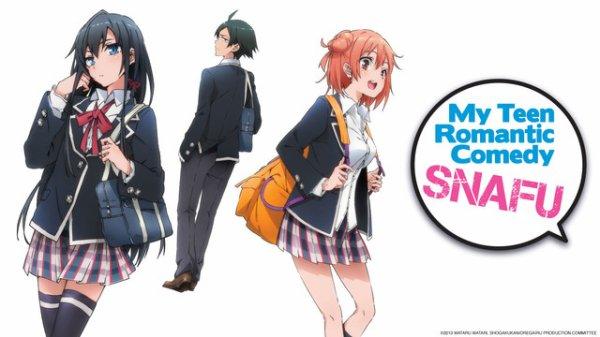 Yahari Ore no Seishun Lovecome wa Machigatte Iru / My Teen Romantic Comedy SNAFU