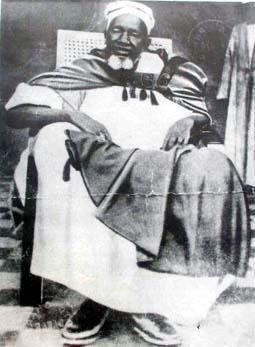Photo mame cheikh anta mback