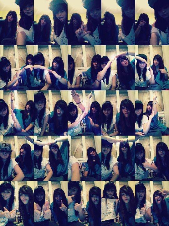 La véritable amitié ♥