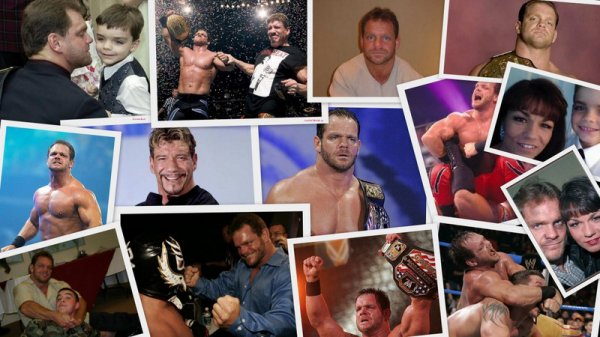 Article 3 : Chris Benoit R.I.P x3 Love x3 !