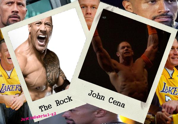Article 6 : John Cena x3 Une Guerre Venue De ?! Ou Enfaite .. ?! x3
