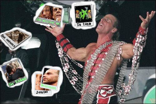 Article 9 :  x3 Shawn Michaels Histoire x3