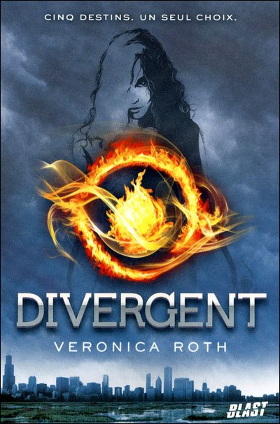 Divergent, Veronica Roth