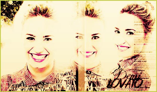 www.Demetria-Central.skyrock.com →  TOUT SAVOIR __ PHOTOS __ VIDEOS __ ECT  Découvre toute l'actualité de la magnifique Demetria Devonne Lovato, grace à de multiple support, photos et vidéos...