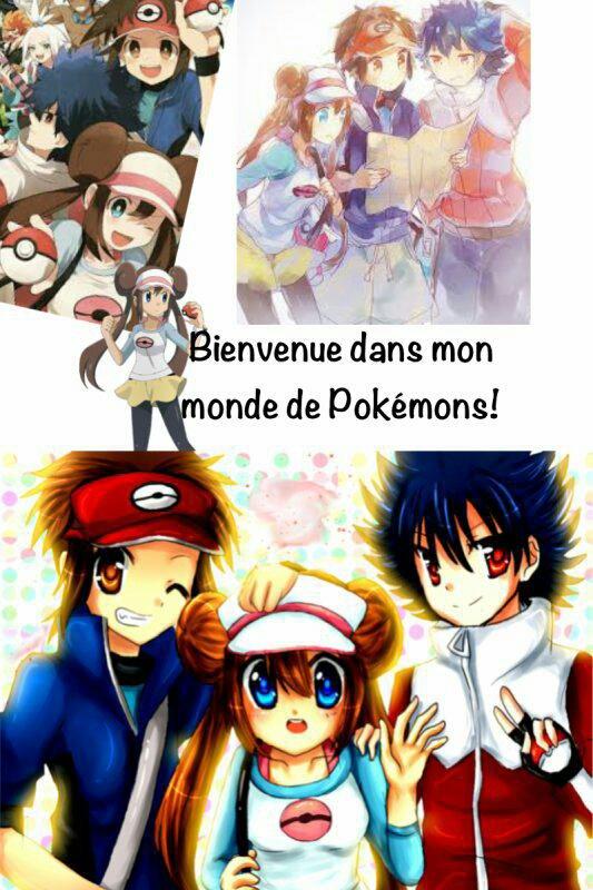 Bienvenue dans le mondes Pokemons