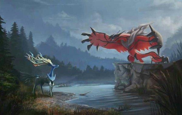 La Guerre de Kalos:Chap1:Le reveil des légendaires