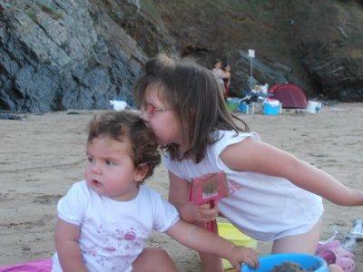 Mes nièces