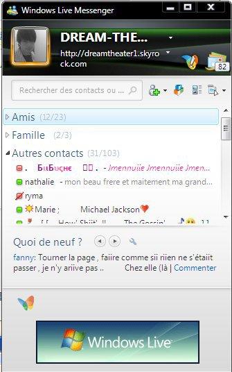 HACK MSN(Ils ton piraté tu veut te vangé voila la solution)
