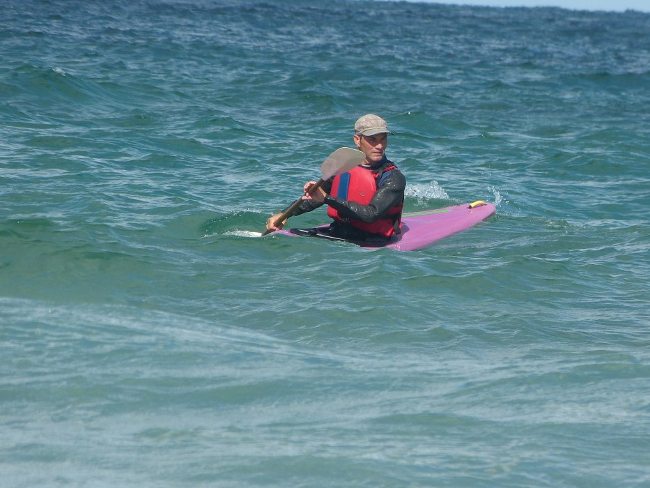 Kayak de mer en côtes d'armor