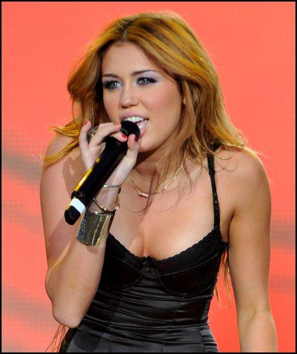 • Miley Cyrus