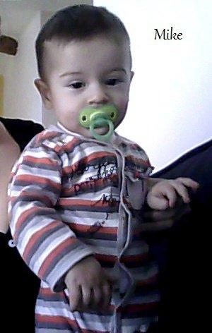 mon bebe ke j'aiime cété hier le 27/12/2012